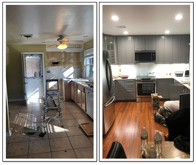 Kitchen Remodeling in Baltimore, MD